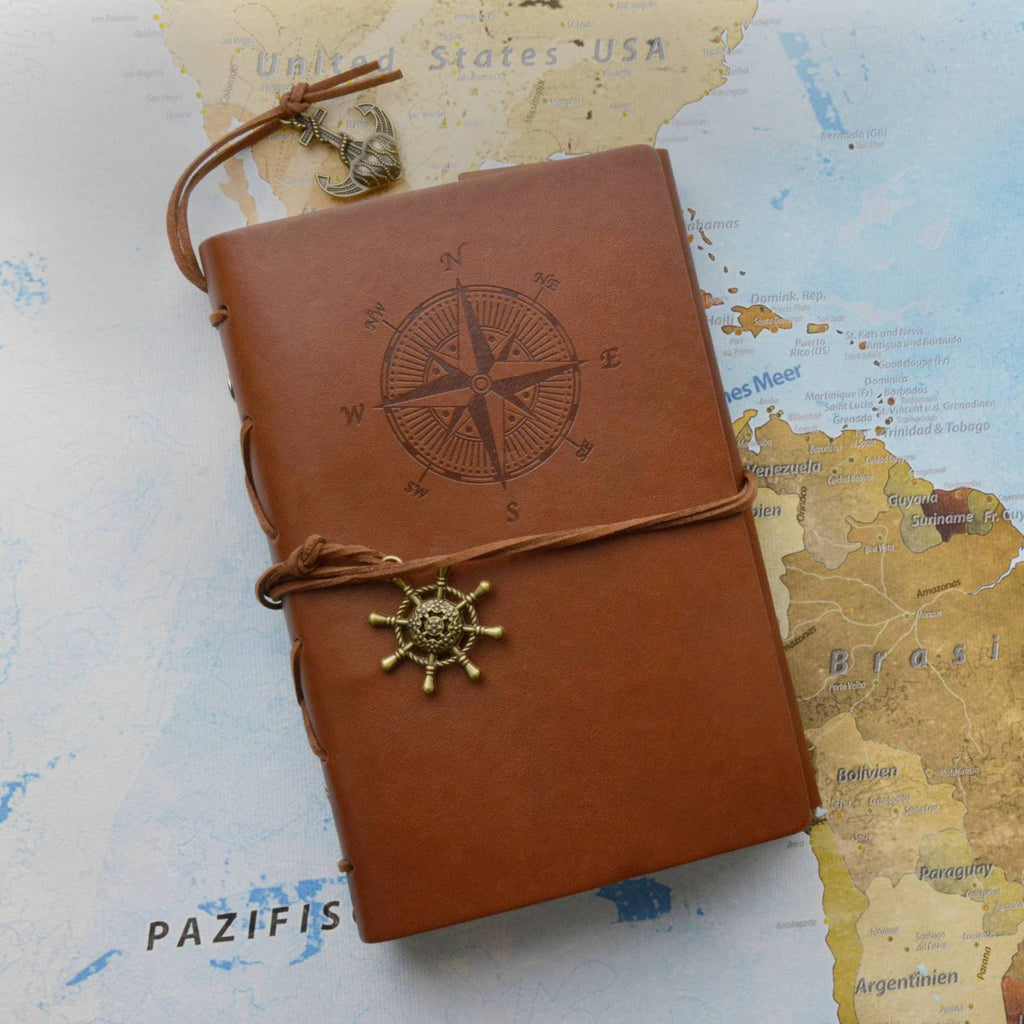 Reisenotizbuch | Travel Journal