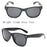 100% Polarized Sunglasses Men Polaroid Sunglasses for Men Driving Mirrors Points Black Frame Eyewear Male Sun Glasses UV400