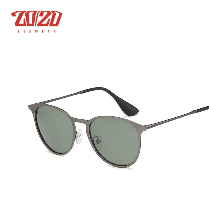 20/20 Brand Classic Polarized Unisex Sunglasses Men Women brand designer Vintage Eyewear Driving Sun Glasses