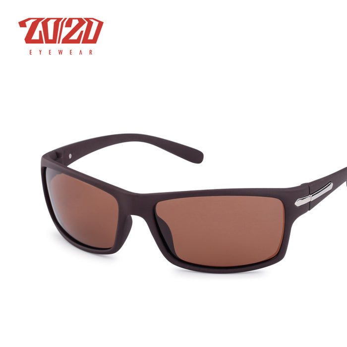20/20 New Brand New Polarized Sunglasses Men Fashion Sun Glasses Travel Driving Male Eyewear Oculos Gafas De Sol PL49