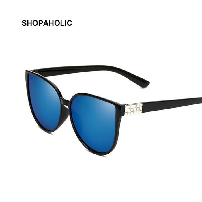 Fashion Cat Eye Retro Sunglasses Women Cool Sun Glasses Female Retro Luxury Brand Personality Male Sunglasses Oculos