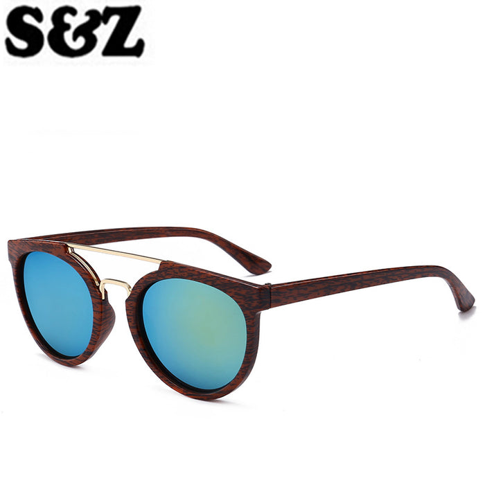 New Arrival Retro Sunglass Men Women Fashion Eyewear Round Sunglasses Male Female Unisex Vintage Sun Glasses Brand Designer