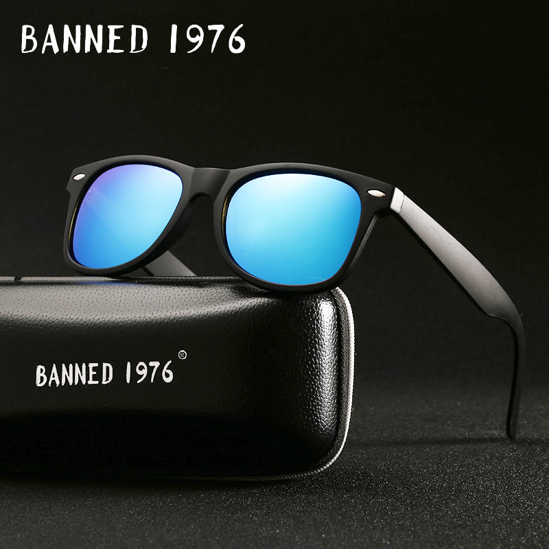 fashion classic HD Polarized UV400 Sunglasses men Cool driving fashion shades vintage brand women Sun Glasses oculos de sol