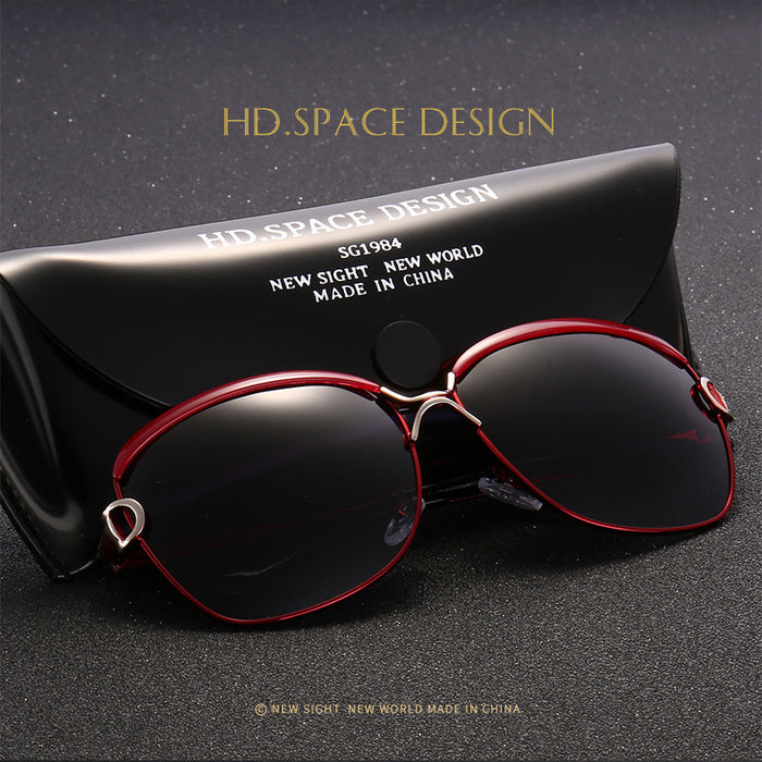 new over size sunglasses women luxury brand designer sun glasses Female Retro Large Sun glasses UV400 oculos de sol
