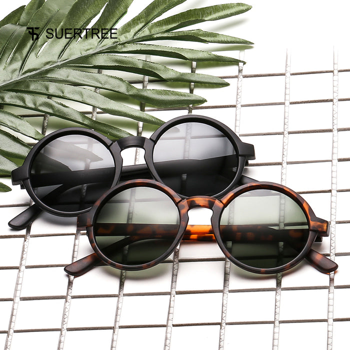 New Arrival Fashion Sunglasses Polarized Vintage Sun Glasses Retro Women Men Small Round Shades for Vacation UV400 JH9006