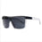Sports Sunglasses Men Fat Top One Piece UV400 Square Sun Glasses HD Lens Women Brand Designer With case gafas de sol