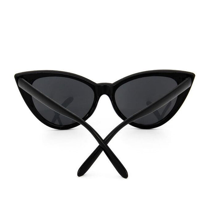 2019 New Fashion Cat Eye Sunglasses For Women Brand Designer Retro Vintage Sunglass Female Sun Glasses For Women Ladies Sunglass