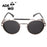 Adewu Hight Quality Metal Frame Steampunk Sunglasses Men Brand Designer Goggle Men Women Gothic Sun glasses Vintage Eyeglasses