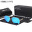 BANNED 1976 Brand HD Polarized Sunglasses Men Women cool Fashion Eyes Sun Glasses With Accessories driving goggles oculos de sol