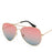 Berrytime Pilot Sunglasses Women And Men Brand Design Unisex Sunglasses UV400 Alloy Resin Driver Sunglasses 3026R