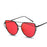 CANCHANGE Fashion Cat Eye Sunglasses Women Brand Designer Cateye Sunglasses Vintage Mirror Sun Glasses For Female Eyewear UV400