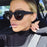 CANCHANGE Retro Thick Frame Cat Eye Sunglasses Women Ladies Brand Designer Mirror Lens Cat Eye Sun Glasses For Female oculos