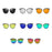 Classic Vintage Sunglasses Women Cat Eye Sun Glasses Brand Designer Large Frame Eyewear Retro Round Women Glasses Oculos De Sol