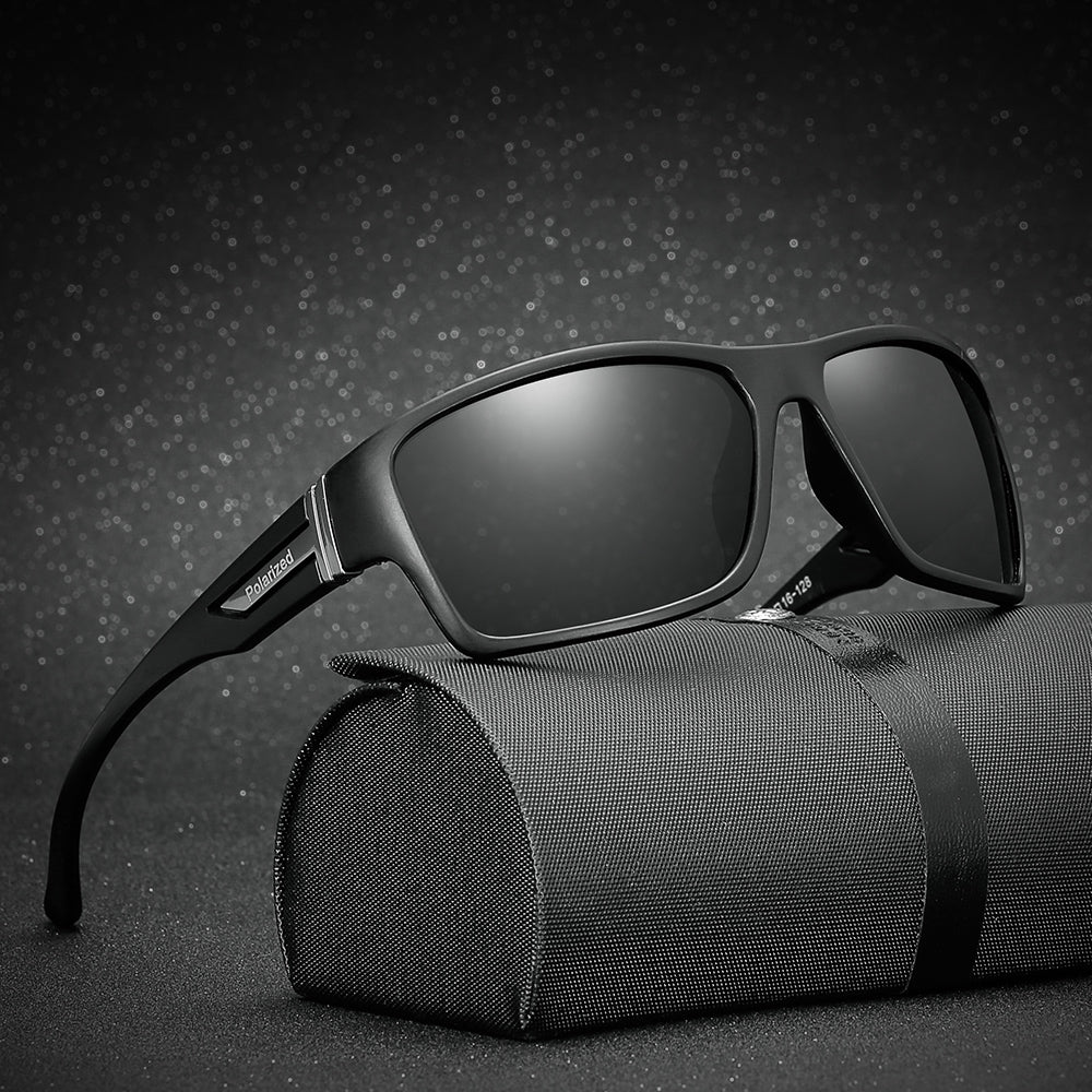 DOW AMOUR Cat Eye Quality Polarized Sport Driving Sunglasses Men Women Sun Glasses Driving Gafas De Sol Hipster Essential