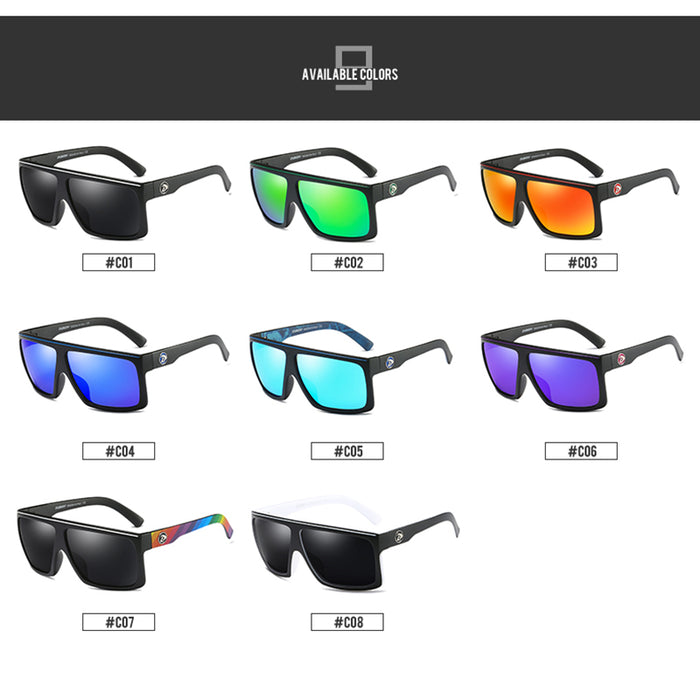 eab405066becd DUBERY Brand Design Polarized HD Sunglasses Men Driving Shades Male Retro  Sun Glasses For Men Summer