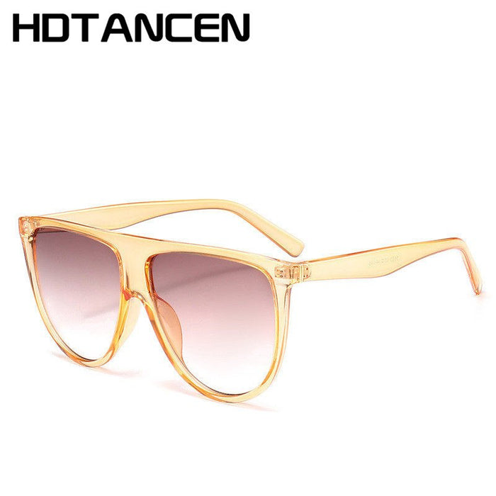 Fashion Sunglasses Women Popular Brand Designer Luxury Sunglasses Lady Summer Style Sun Glasses Female Rivet Shades UV400