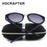 HDCRAFTER New Fashion Cat Eye Sunglasses Women White Frame Gradient Polarized Sun Glasses Driving UV400 Eyewear
