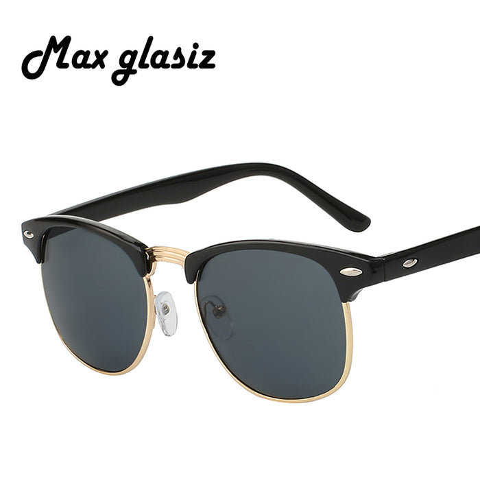 High Quality Hot Retail Fashion Men Sunglasses Retro Inspired Club Elegant Classic Unisex Sun glasses Women Gafas Eyewear