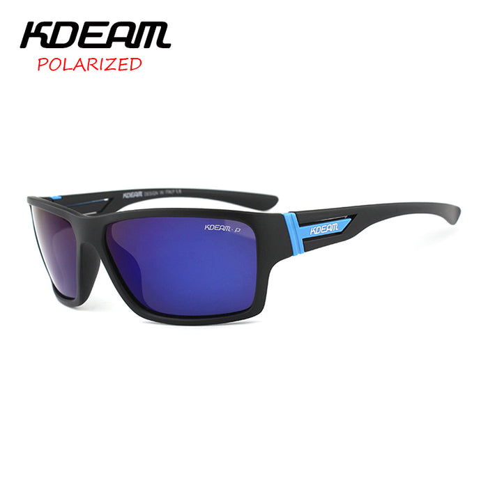 KDEAM New arrival Polarized Sunglasses men Sun Glasses Sport Women Brand Designer Oculos De Sol With Original Box KD510