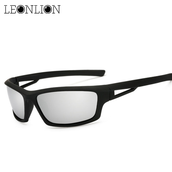 LeonLion Polarized Oculos De Sol Masculino Brand Designer Classic Vintage Outdoor Driving Men Sunglasses UV400 Sun Glasses