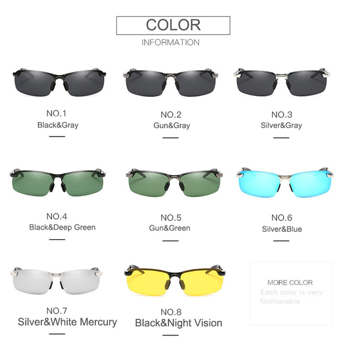 LeonLion Polarized Sunglasses Men Brand Designer Classic Metal Sun Glasses Women/Men Outdoor Travel Driving Oculos De Sol