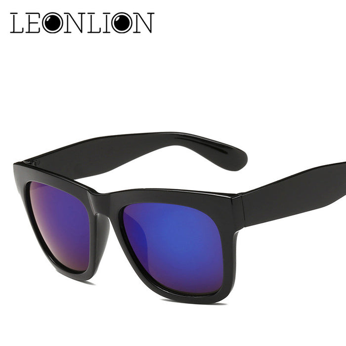 LeonLion Sunglasses Women Designer Luxury Man/Women Sun Glasses For Women Polarized Classic Retro Round Outdoor Eyewear