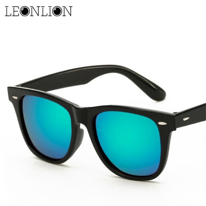 Leonlion Classic Sunglasses Man Colored Driving HD Sun Glasses Women/Men Brand Designer Retro UV400 Outdoor Oculos De Sol