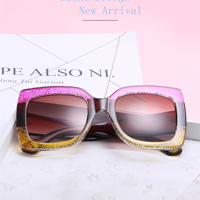 Luxury Square Sunglasses Women Brand Designer Vintage Shades Pilot Sunglass Female Sun Glasses For Women Lady Sunglass Oculos