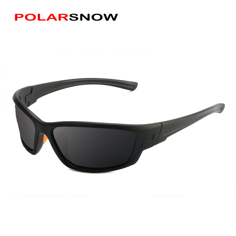 POLARSNOW Classic Polarized Sunglasses Men Top Quality Male Sun Glasses Driving Fashion Travel Eyewear UV400 Men's Oculos PS8701