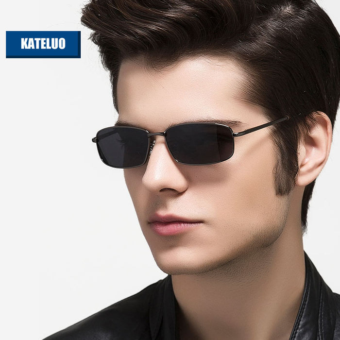 Polarized Brand Designer Sunglasses Polarized Lens Men Sun Glasses Mirror Male Eyewears Accessories gafas Oculos de grau 2236