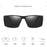 Pro Acme Fashion Classic HD Polarized Sunglasses Men Square Driving Sun Glasses Male Outdoor Sports Goggles UV400 Gafas CC1040