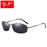 Pro Acme New Brand Polarized Sunglasses Men Rectangle Male Sun Glasses Driving Fashion Travel Eyewear UV400 with Case PA0968