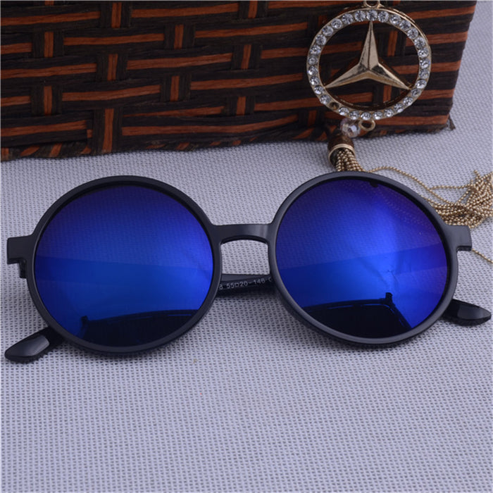 Round Sunglasses Women Brand Designer Sunglases Woman Sun Glasses Fashion Summer Gafas Feminino Oculos De Sol