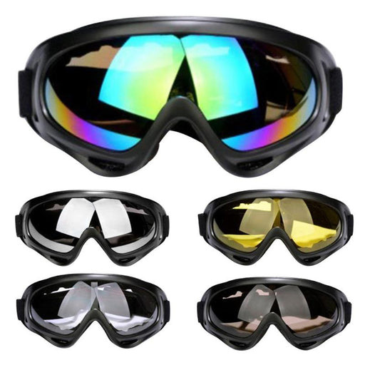 Skiing Goggles Eyewear Winter Snow Sports Snowboard Snowmobile Anti-fog Dustproof Windproof Goggles UV400 Skate Ski Sunglasses