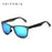 VEITHDIA Aluminum Magnesium Fashion Men's Mirror Sun Glasses Goggle Eyewear Female / Male Accessories Sunglasses For Women/Men