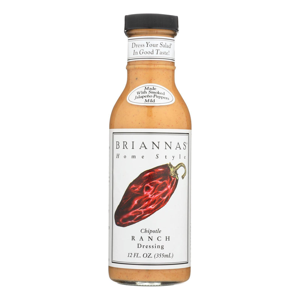 Briannas® Home Style Salad Dressing - Case Of 6 - 12 Fz-Eco-Friendly Home & Grocery-Briannas®-EpicWorldStore.com