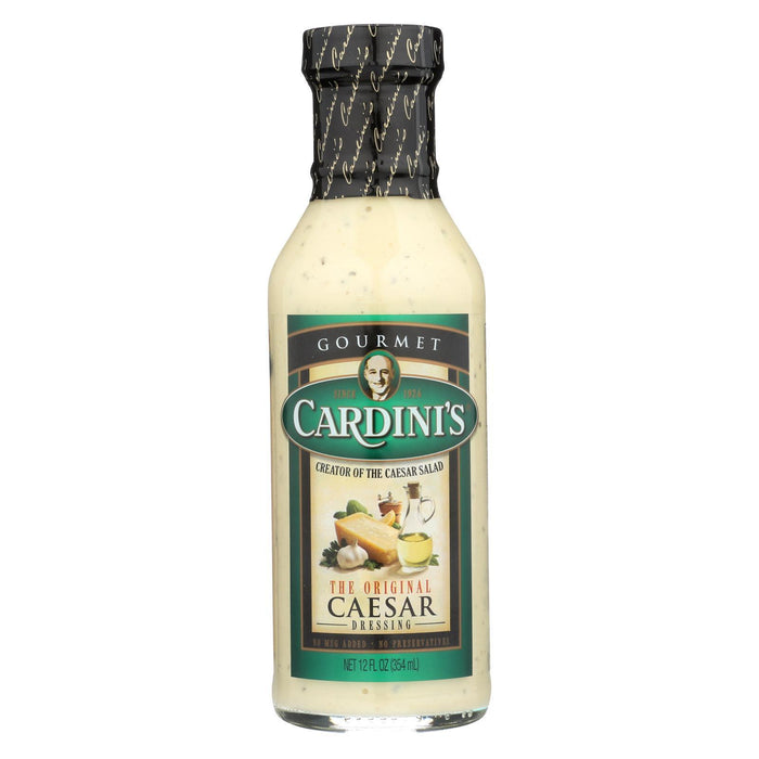 Cardini'S Dressing - Original Caesar - Case Of 6 - 12 Fl Oz-Eco-Friendly Home & Grocery-Cardini's-EpicWorldStore.com