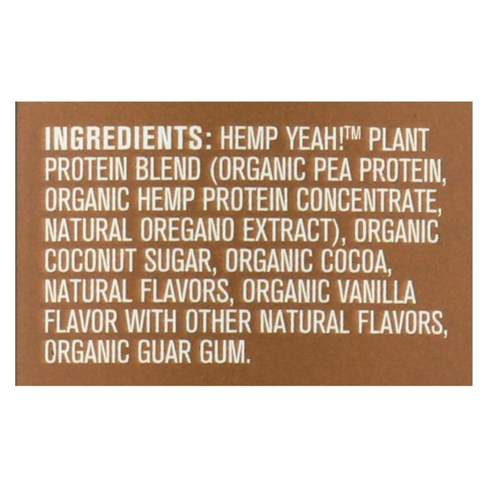 Manitoba Harvest Chocolate Plant Protein Blend Drink Mix - 1 Each - 16 Oz-Eco-Friendly Home & Grocery-Manitoba Harvest-EpicWorldStore.com