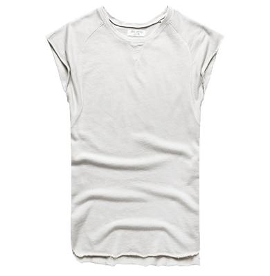Mens Sleeveless Knitwear Sleeveless Undershirt Wide Shoulder Vest Bodybuilding Tank Top Men-Tank Tops-MIX MAN Store-off white-S-EpicWorldStore.com