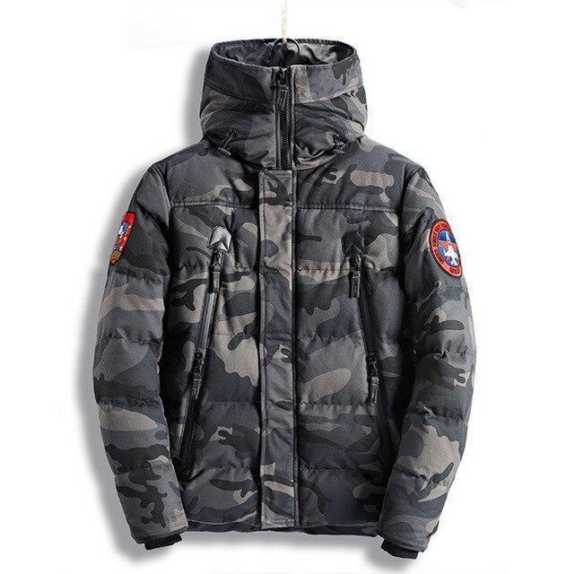 Plus Size M Xxxl 4Xl Padded Winter Jacket Men Coat Clothes Thick Keep Warm Military-Parkas-Lance Donovan Jeans-PRO Store-ASIAN SIZE 16Q3901 G-M FOR 160 CM 60KG-EpicWorldStore.com