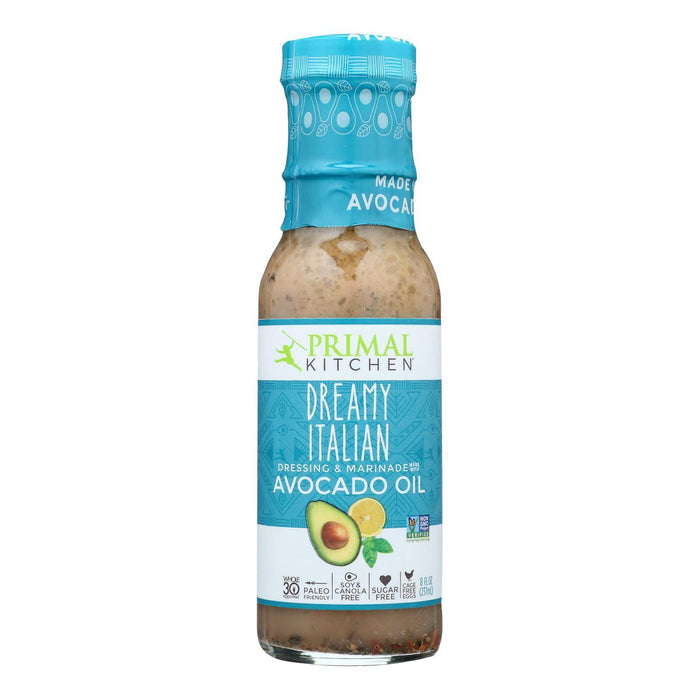 Primal Kitchen Dressing & Marinade Avocado Oil - Case Of 6 - 8 Oz-Eco-Friendly Home & Grocery-Primal Kitchen-EpicWorldStore.com