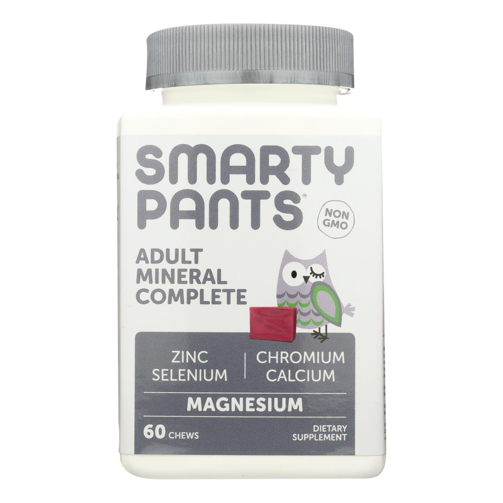 Smartypants - Gummy Vitamin Adlt Mneral Cmp - 1 Each - 60 Ct-Eco-Friendly Home & Grocery-Smartypants-EpicWorldStore.com