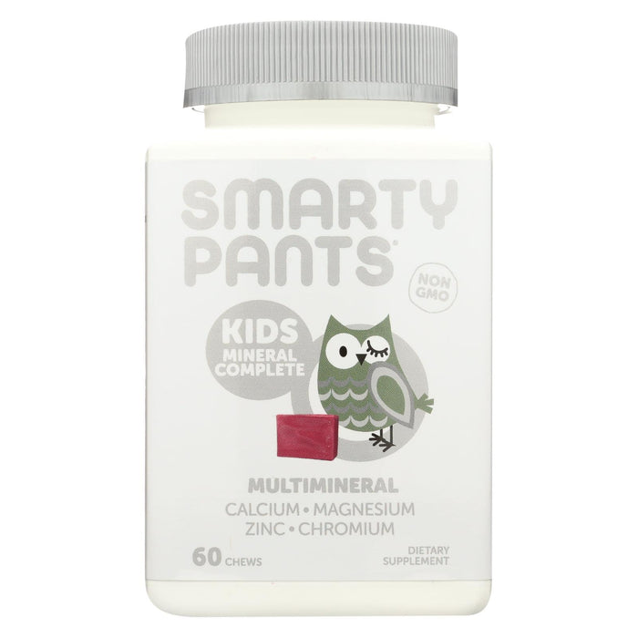Smartypants - Kids Mineral Complete - 60 Ct-Eco-Friendly Home & Grocery-Smartypants-EpicWorldStore.com