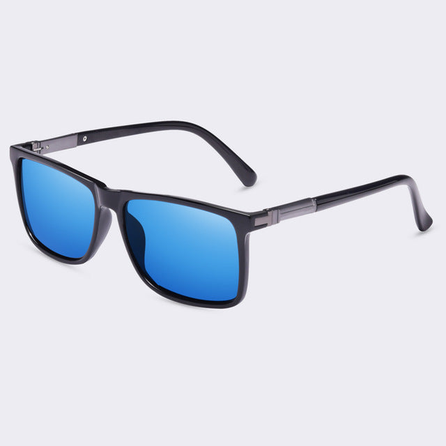 AOFLY BRAND DESIGN Classic Black Polarized Sunglasses Men Driving Sun Glasses Male Vintage Shades Eyewear Oculos UV400