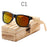 RTBOFY Fashionable Sunglasses Men Square Wood Leg Design Sunglasses Material Acrylic handmade UV400 Sun Glasses Eyewear