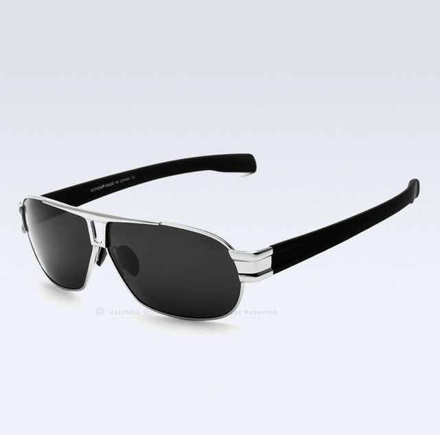VEITHDIA Polarized mens sunglasses brand designer driving Sun Glasses Eyewear Accessories shades oculos de sol masculino 8516
