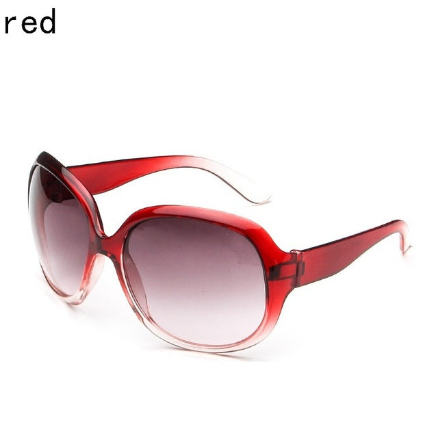 Luxury Brand Design Polarized Sunglasses Women Ladies Elegant Big Sun Glasses Female Prismatic Eyewear Oculos De Sol Shades