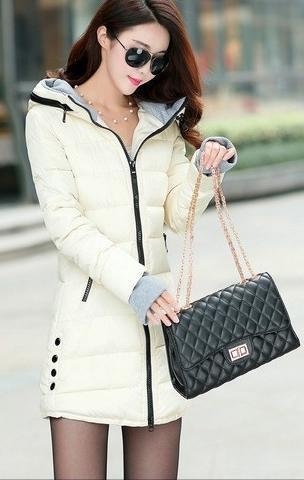 Winter Jacket Women Winter And Autumn Wear High Quality Parkas Winter Jackets Outwear Women-Jackets & Coats-Large Size Men Women Clothes Store-beige-S-MostlyShades.com