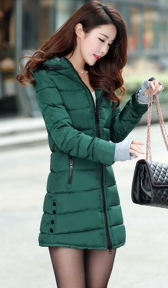 Winter Jacket Women Winter And Autumn Wear High Quality Parkas Winter Jackets Outwear Women-Jackets & Coats-Large Size Men Women Clothes Store-green-S-MostlyShades.com
