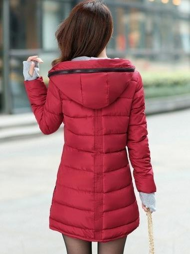 Winter Jacket Women Winter And Autumn Wear High Quality Parkas Winter Jackets Outwear Women-Jackets & Coats-Large Size Men Women Clothes Store-wine red-S-MostlyShades.com